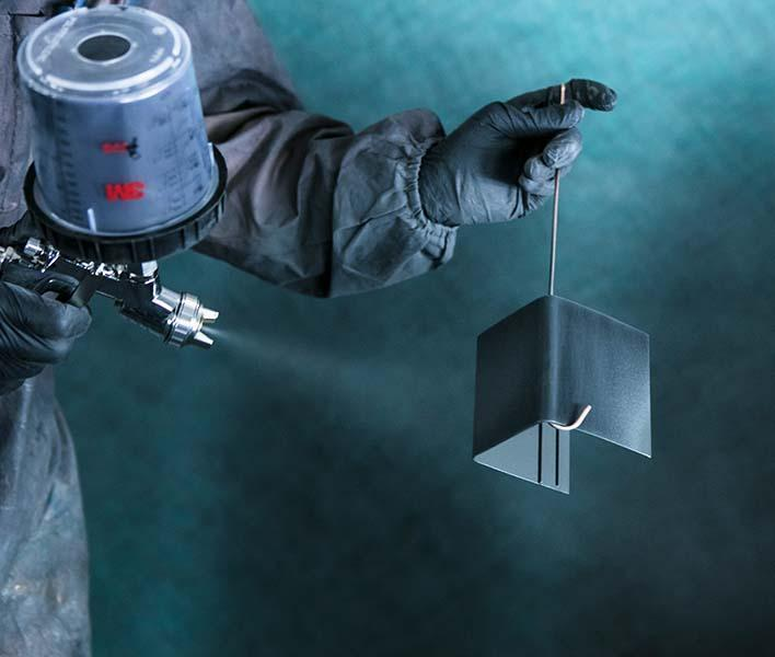 in-lite fixtures with CORTEN steel finish: How it's made
