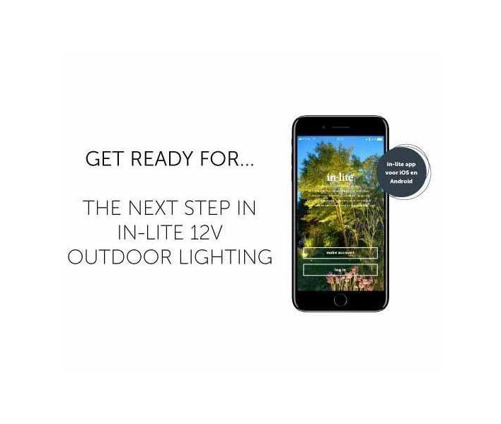 Get complete control over your outdoor lighting with the SMART HUB-150 and the in-lite app