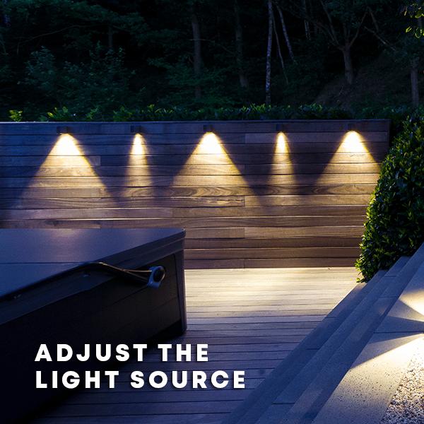 in-lite adjust the light source