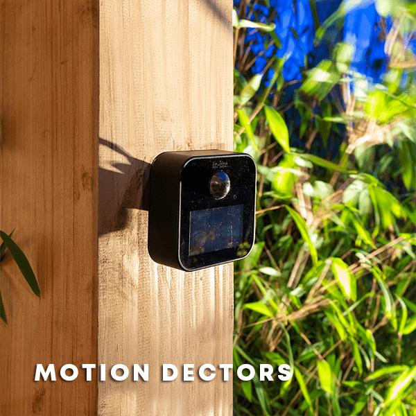 motion dectors