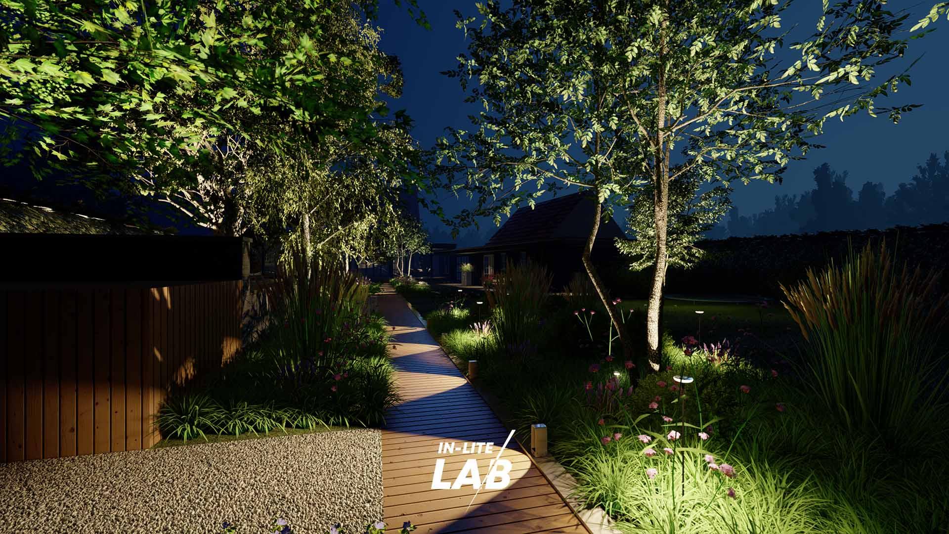 Tuinverlichting - LAB - in-lite