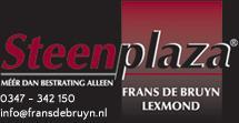 Frans de Bruyn Steenplaza